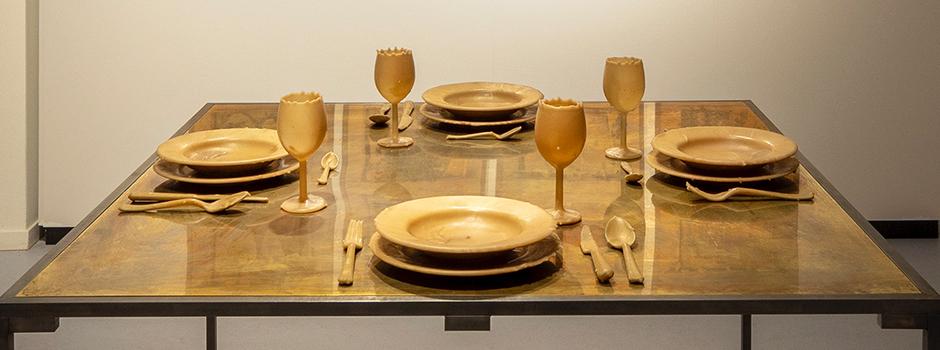 Laptop dinner