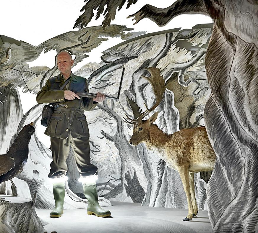 The hunter family